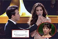Thấy Trấn Thành khen Tân Hoa hậu hết lời, Hari Won nổi cơn ghen vào