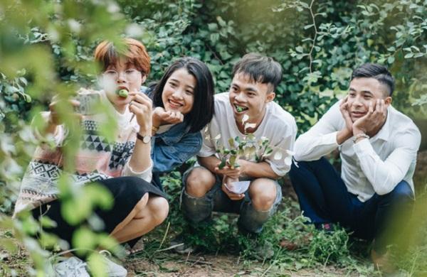 """Ghé thăm vườn táo xinh đẹp của Học viện Nông nghiệp Việt Nam: Chỉ 15.000 đồng là ăn no táo, còn được đống ảnh """"sống ảo"""""""