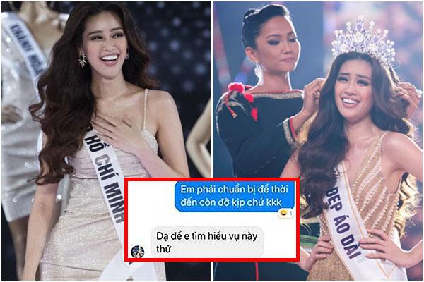 Sự thật tin đồn Hoa hậu Khánh Vân mua giải, biết trước sẽ đăng quang nên lập sẵn Facebook?