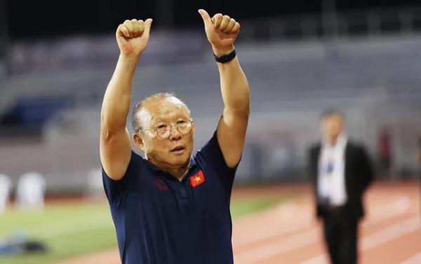 Lời nguyền HCV SEA Games bóng đá nam đã được giải, nhưng thầy Park mới là tấm huy chương danh giá chúng ta có