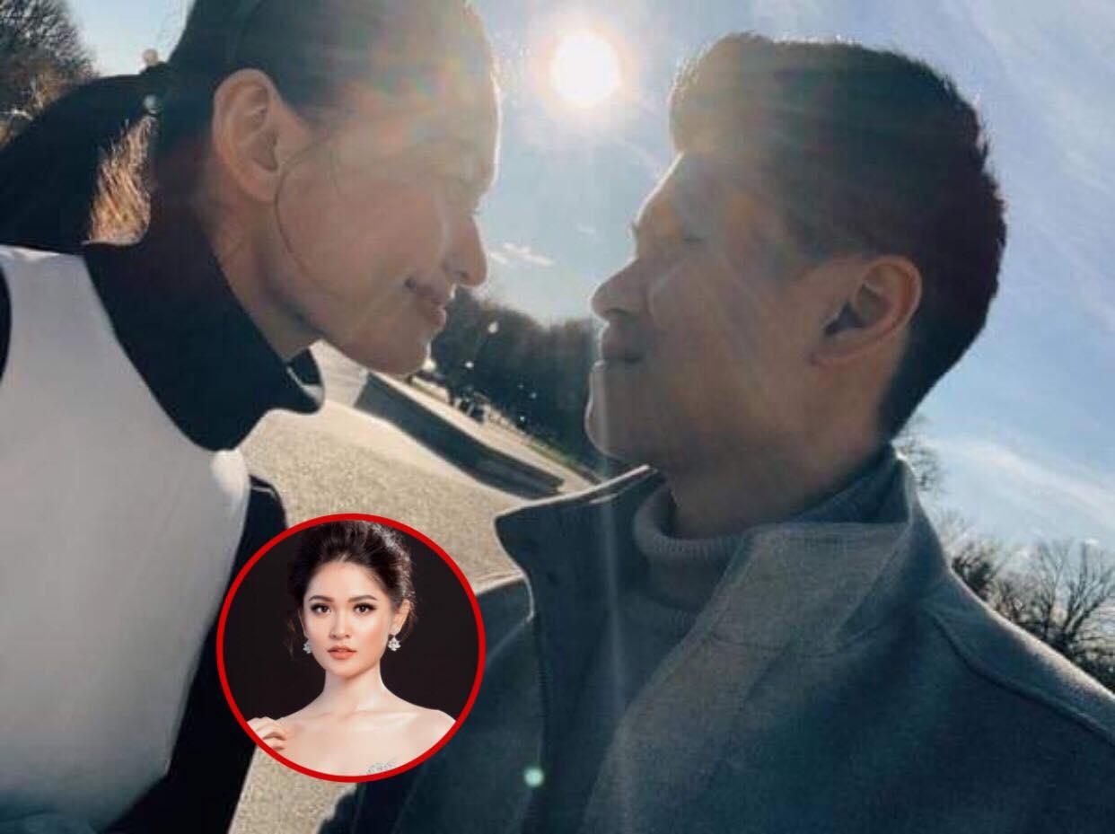 Úp mở chán chê, Á hậu Thuỳ Dung công khai bạn trai soái ca, tình cảm lãng mạn như phim Hàn