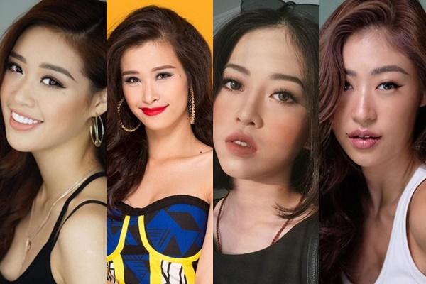 """Không muốn mình là """"bản sao"""" của bất kì ai, nhưng nhìn Khánh Vân cứ thấy """"na ná"""" các mỹ nhân showbiz Việt"""