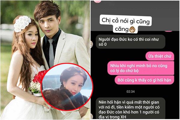 """Đến lượt hot girl Ivy - vợ cũ Hồ Quang Hiếu bóng gió: """"Bỏ nó cũng có lý do, không hối hận gì"""""""