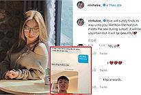 Đọc được tin nhắn của Quang Hải và tình mới, Nhật Lê đáp trả như lời khẳng định: Chờ đấy, tôi cũng sẽ hạnh phúc