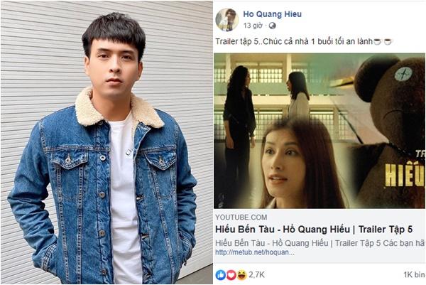 Động thái đầu tiên của Hồ Quang Hiếu sau scandal lộ rõ kịch bản dựng drama để PR sản phẩm mới?