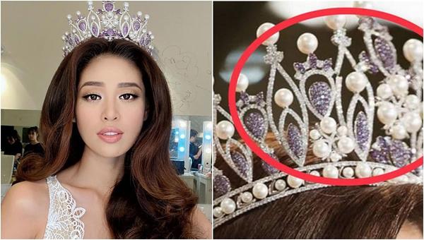 Đăng quang chưa nổi 1 tuần, Khánh Vân đã làm gãy vương miện Hoa hậu Hoàn vũ Việt Nam?