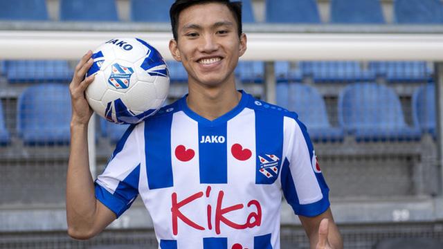 SC Heerenveen sẽ vinh danh chiến tích SEA Games của Văn Hậu trước hàng chục nghìn khán giả Hà Lan
