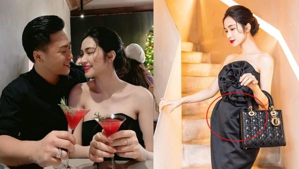 """Chiếc váy """"phản chủ"""" lại khiến Hoà Minzy lộ bằng chứng hậu sinh nở"""
