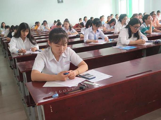 Đại học Quốc gia TP HCM công bố cấu trúc đề thi đánh giá năng lực đợt tuyển sinh năm 2020