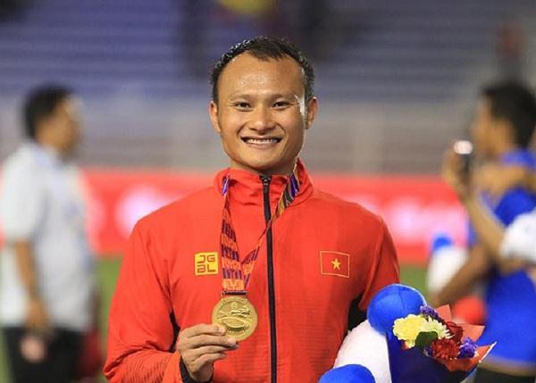 Sau tấm HCV SEA Games, Trọng Hoàng bật mí bí quyết thi đấu sung sức ở tuổi 30 và kể chuyện vui về thầy Park