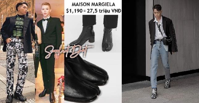 """Cặp đôi tiết kiệm Erik - Đức Phúc rủ nhau mua boots xấu lạ, fan bóc giá """"sương sương"""" cũng ngót 27 triệu đồng"""