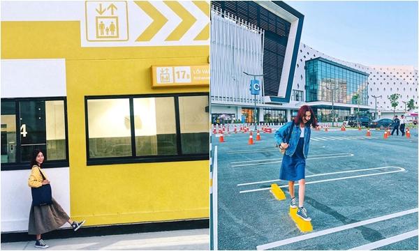 """Gọi tên """"phim trường sống ảo"""" hot nhất Hà Nội cuối năm: Aeon Mall Hà Đông"""