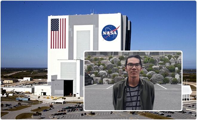 Nam sinh ĐH Quốc tế được mời làm thực tập sinh tại NASA, dự định về nước đào tạo thế hệ kế cận