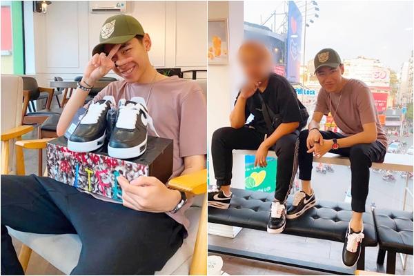 """Khoe mua được giày của G-Dragon còn dẫm lên ghế, K-ICM bị chỉ trích dữ dội: """"Có duyên cũng vứt chuồng gà"""""""