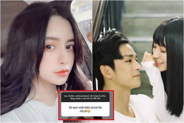 """Hot girl Trang Anna đáp trả khi bị """"cà khịa"""": Đã xem Mắt Biếc của người yêu cũ Trần Nghĩa chưa?"""