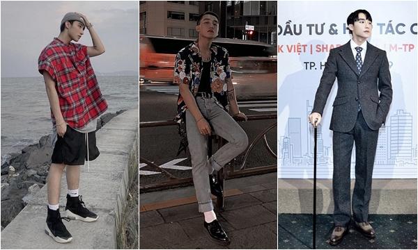 """Góc dự đoán: Nhìn phong cách như """"tắc kè"""" của Sơn Tùng dạo gần đây, không biết sẽ bán quần áo """"+84"""" kiểu gì đây?"""