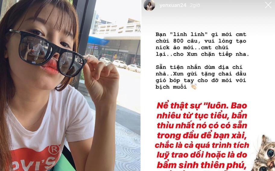 """Bạn gái Đặng Văn Lâm tuyên chiến với anti fan """"cào phím"""": Chặn hết nick ảo, xin địa chỉ nhà để tặng dầu gió bóp tay"""