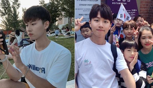 Thầy giáo Hàn gây sốt vì trẻ như học sinh cấp 2, ngồi ăn cùng trò ai cũng tưởng bạn học
