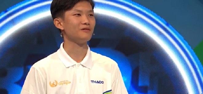 Nam sinh Đắk Lắk thắng cuộc thi tuần Đường lên đỉnh Olympia với điểm số kỷ lục 385