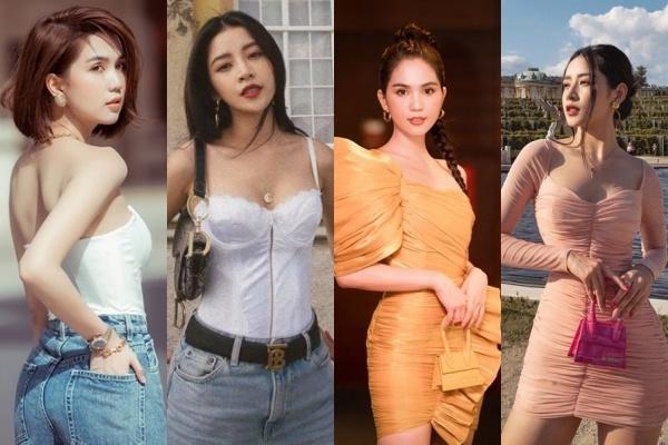 """Chi Pu - Ngọc Trinh, cặp """"chị em song sinh"""" mới của Vbiz: Giống nhau từ cách lên đồ cho tới cách pose dáng"""