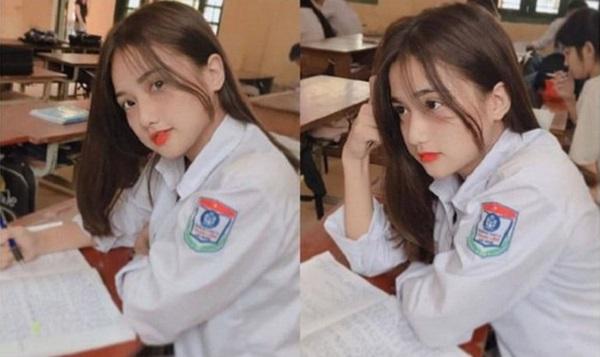 """""""Thiên thần đồng phục"""" Hà Nam được cả truyền thông Trung Quốc ca ngợi, dự định thi vào trường nghệ thuật"""