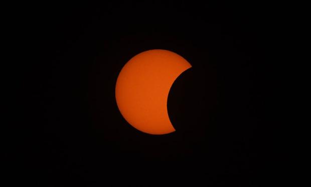 Những hình ảnh tuyệt đẹp về nhật thực cuối cùng của thập kỷ trên thế giới