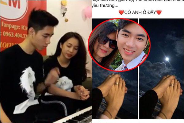 """Sự thật bức ảnh K-ICM """"tay trong tay"""" với mẹ nuôi, liên quan đến bạn gái cũ từng yêu mặn nồng"""