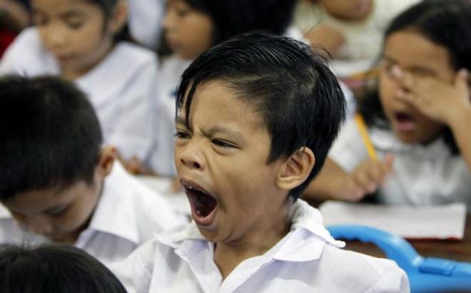 """Cho học sinh """"cao su"""" 1 tiếng so với giờ học bình thường, ngôi trường phát hiện kết quả bất ngờ"""