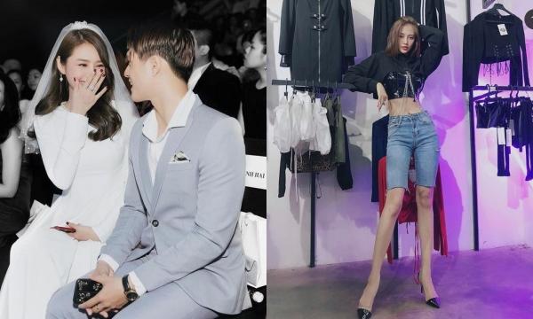 """Vừa bên nhau chưa bao lâu, Linh Chi tiết lộ chuyện """"lục đục"""" với Lâm Vinh Hải chỉ vì cách ăn mặc"""