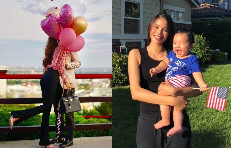 Phạm Hương kể chuyện hy sinh sự nghiệp để sinh con, hé lộ đám cưới với bạn trai đại gia