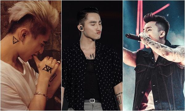 Điểm loạt tattoo từ bé tin hin đến cả mảng miếng của Sơn Tùng, hình nào cũng có ý nghĩa đặc biệt cả