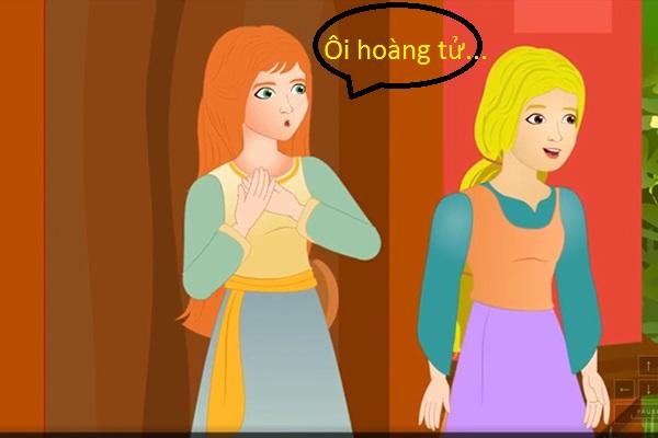 """""""Ôi hoàng tử ..."""" - câu thoại """"làm mưa làm gió"""" MXH khiến chị em điên đầu, nhưng bất ngờ hơn là chân dung người lồng tiếng"""