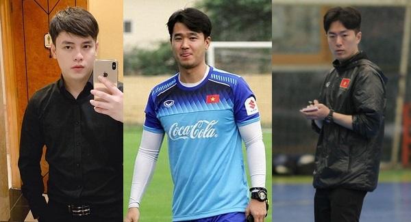 Điểm mặt dàn trợ lý của HLV Park Hang-seo: Toàn trai đẹp thành công trong sự nghiệp