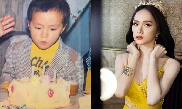 """Kỉ niệm sinh nhật đặc biệt như Hương Giang: Công khai toàn bộ ảnh từ hồi là """"một cậu nhóc"""""""