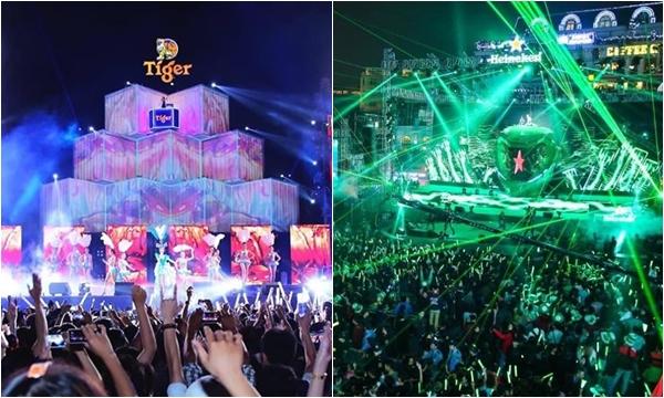 """Cuối năm set kèo """"đu đưa"""" hết mình ở những địa điểm COUNTDOWN PARTY 2020 tại Hà Nội"""