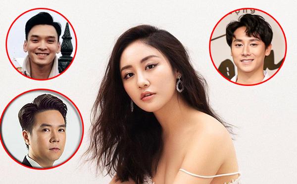 Từ scandal, điểm lại dàn bạn trai cực phẩm của Văn Mai Hương - cô nàng đào hoa nhất nhì showbiz