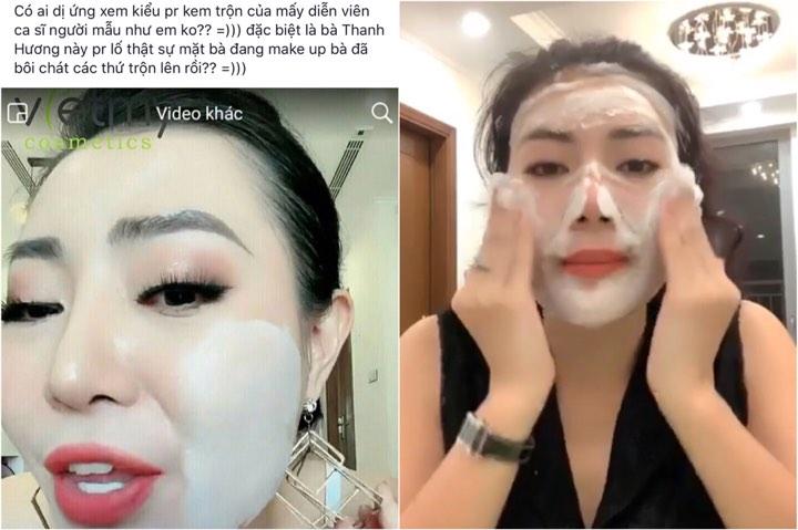 """Thanh Hương mất hình tượng vì lại theo """"ngành"""" PR kem trộn, lừa dối khán giả, dân mạng than """"phát ngấy"""""""