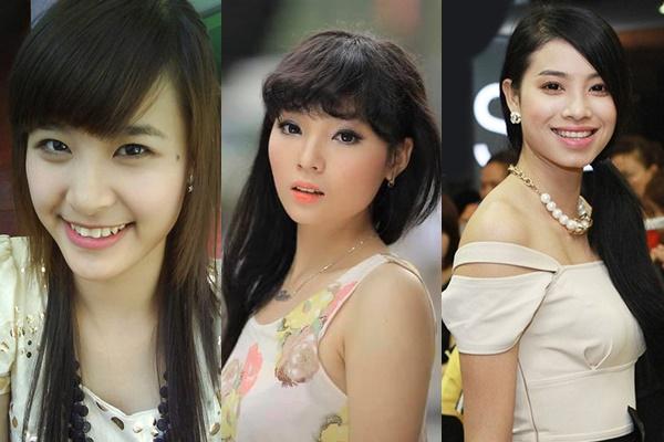 """Những màn thay đổi ngoại hình """"ngoạn mục"""" của mỹ nhân Việt trong 1 thập kỷ qua: Đa số đều """"lên đời"""""""