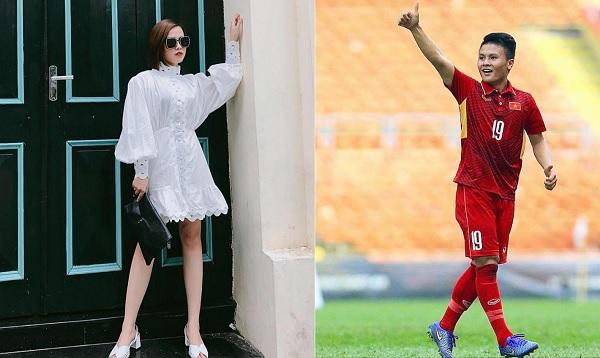 Đăng ảnh năm mới bị anti fan trù ẻo sớm chia tay, bạn gái Quang Hải lập tức có hành động đáp trả