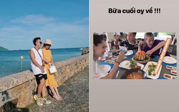 Thừa nhận chia tay trong hòa bình nhưng Sun HT, Phở lại có động thái lạ: Loạt ảnh chuyến đi cuối cùng trên Instagram đâu mất rồi?