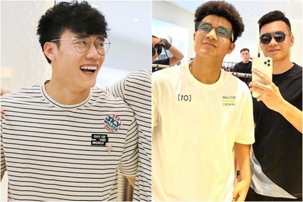 Trước khi sang Thái, loạt sao U23 tranh thủ đi cắt tóc để cầu mong thành công mới