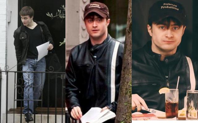 """Chiêu trốn bị """"săn ảnh"""" độc đáo của sao nam """"Harry Potter"""": 6 tháng mặc 1 bộ nên ai cứ tưởng là ảnh cũ"""