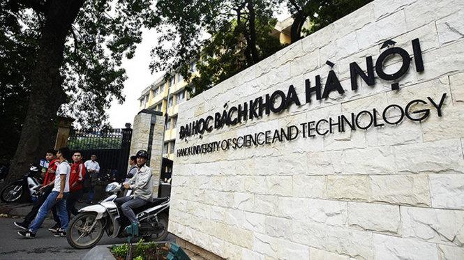 ĐH Bách khoa Hà Nội thông báo học phí năm học tới cao nhất 30 triệu đồng một học kỳ