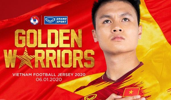 Quang Hải hé lộ mẫu áo đấu mới của ĐT Việt Nam năm 2020, fan hâm mộ đua nhau bàn tán