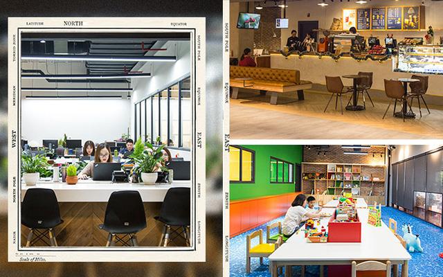 """Top 3 văn phòng làm việc trong mơ tại Việt Nam khiến dân công sở """"phát hờn"""""""