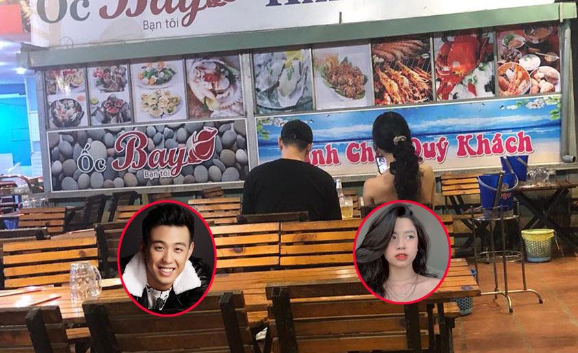 """Chẳng chịu công khai, cứ """"dăm bữa nửa tháng"""", người ta lại bắt gặp Hàn Hằng và Huyme hẹn hò"""