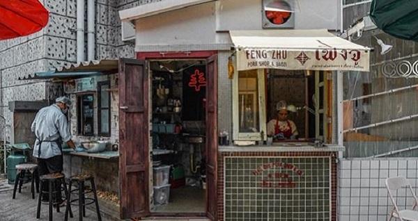 """""""Lùng sục"""" địa chỉ phiên bản Hongkong mini ngay giữa lòng Bangkok"""