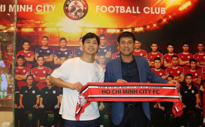 Công Phượng ra mắt CLB TP HCM, chính thức trở về Việt Nam chơi bóng sau 1 năm dài xuất ngoại không thành công