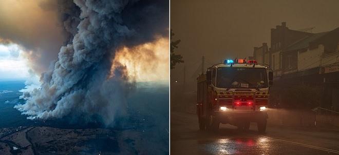 """Nước Úc và thế giới mừng rỡ với trận mưa """"vàng"""" giải nhiệt đại thảm họa cháy rừng"""