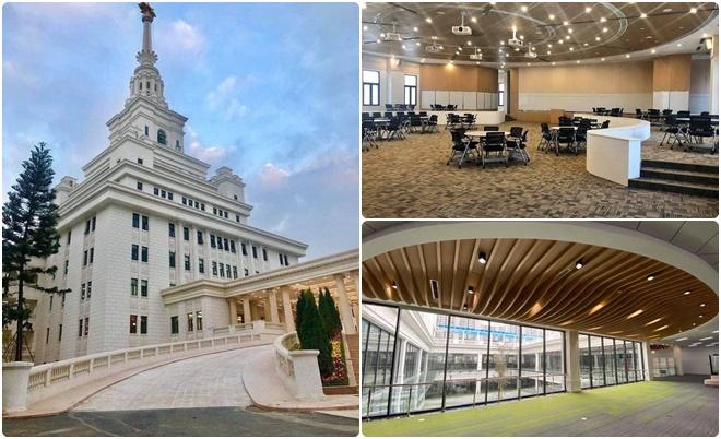 HOT: Tiếp tục lộ diện những hình ảnh bên trong Đại học VinUni với thiết kế nội thất sang chảnh bậc nhất